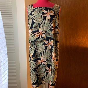 Sz.16 Dress Hawaii's Floral